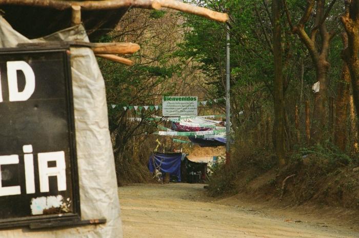 La Puya, Communidad en Resistencia